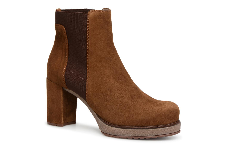 Nuevo zapatos Unisa KAUSTIN (Marrón) Más - Botines  en Más (Marrón) cómodo bc833d