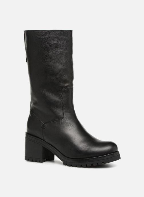 Bottines et boots Unisa GENA STY RF Noir vue détail/paire