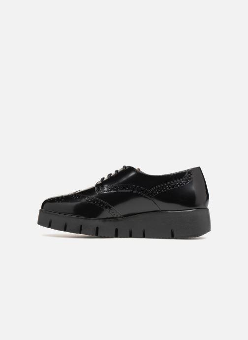 Chaussures à lacets Unisa FOLLIE GS Noir vue face