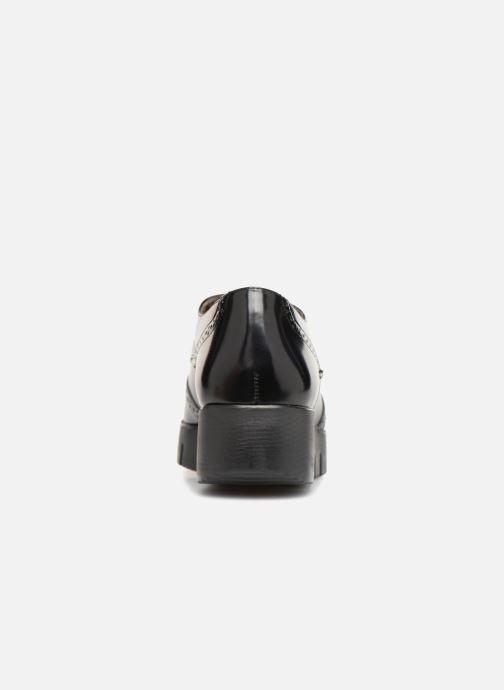 Chaussures à lacets Unisa FOLLIE GS Noir vue droite