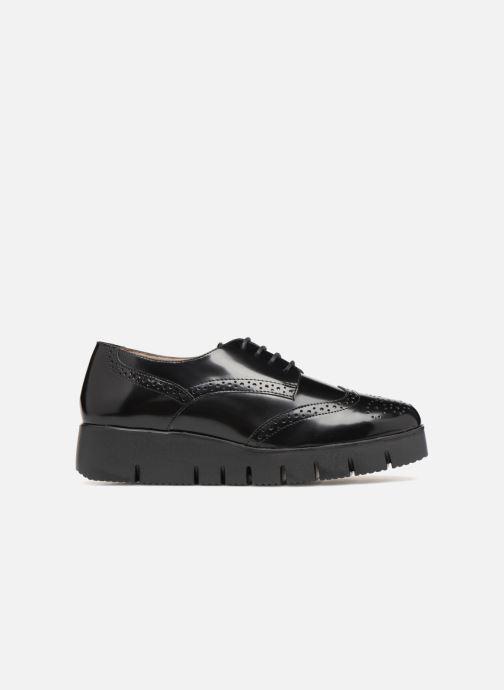 Chaussures à lacets Unisa FOLLIE GS Noir vue derrière