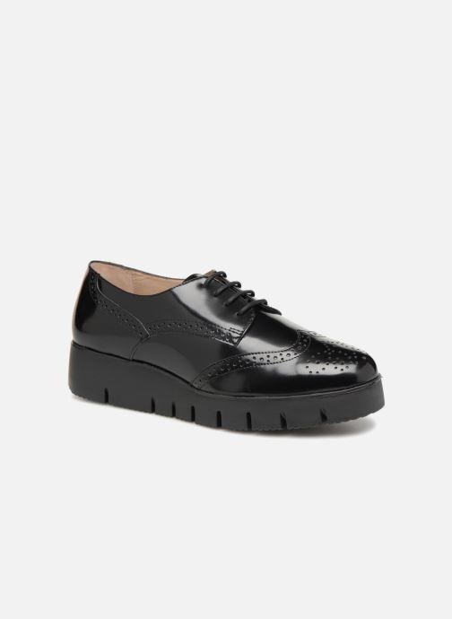 Chaussures à lacets Unisa FOLLIE GS Noir vue détail/paire