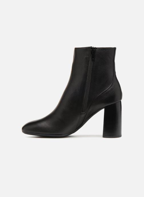 Bottines et boots Unisa ODOLFO STY Noir vue face