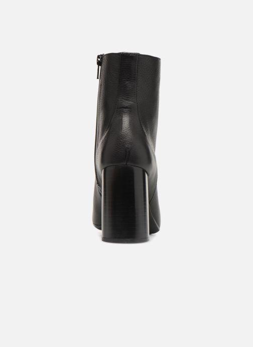 Bottines et boots Unisa ODOLFO STY Noir vue droite
