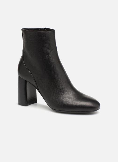 1caa3eaa2f6 Unisa ODOLFO STY (Black) - Ankle boots chez Sarenza (333487)
