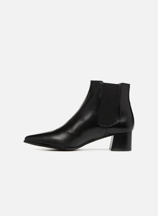 Bottines et boots Unisa JISTE Noir vue face