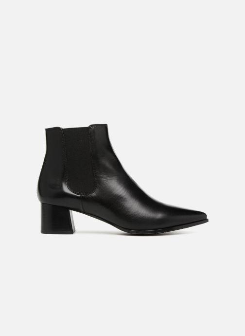Bottines et boots Unisa JISTE Noir vue derrière