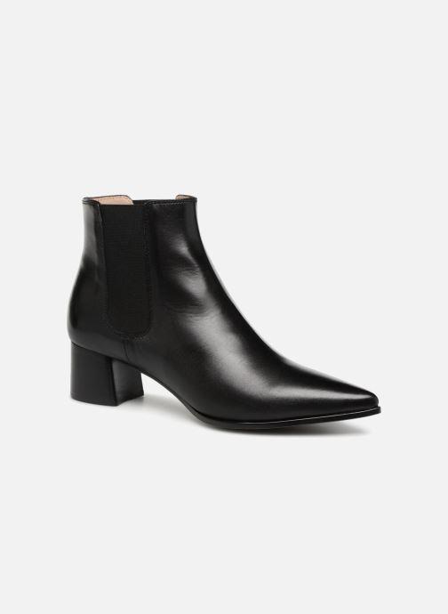Bottines et boots Unisa JISTE Noir vue détail/paire