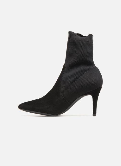 Bottines et boots Unisa TAICHI KS Noir vue face