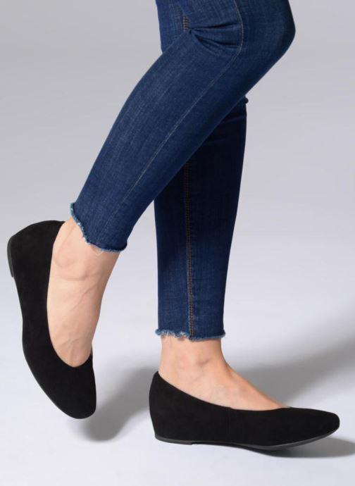 Zapatos de tacón Unisa BECCA KS Negro vista de abajo