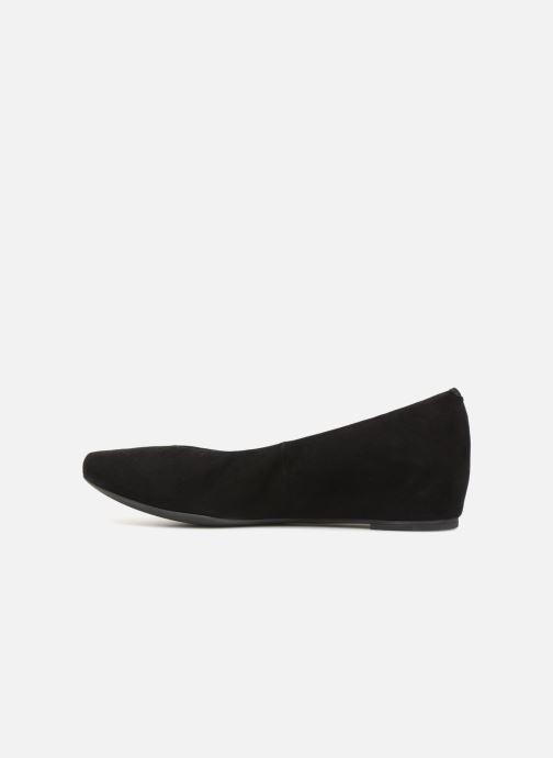 Zapatos de tacón Unisa BECCA KS Negro vista de frente