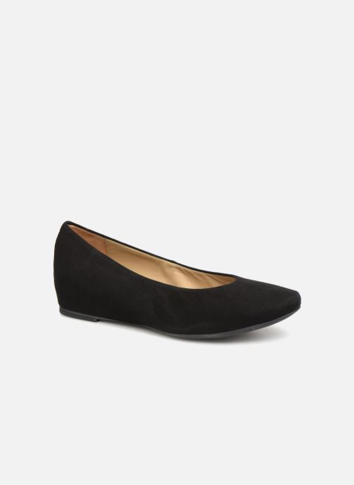 Zapatos de tacón Unisa BECCA KS Negro vista de detalle / par