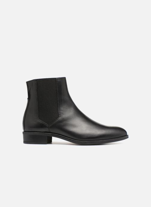 Bottines et boots Unisa BELKI Noir vue derrière