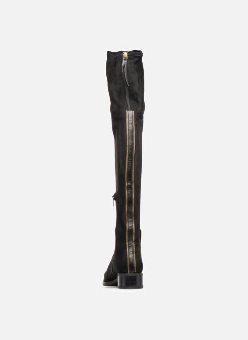 Stiefel schwarz Unisa St Eliana Gold 333499 Black vC04v