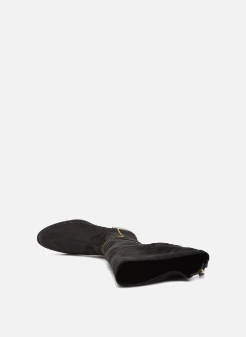 Stiefel Unisa ELIANA ST BLACK GOLD schwarz ansicht von links