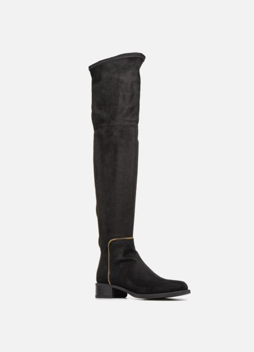Stiefel Unisa ELIANA ST BLACK GOLD schwarz detaillierte ansicht/modell