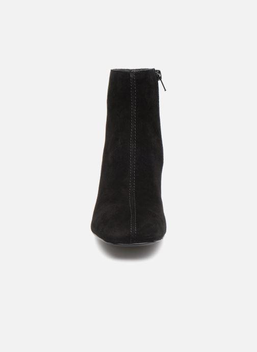 Bottines et boots Aldo PIELLA Noir vue portées chaussures