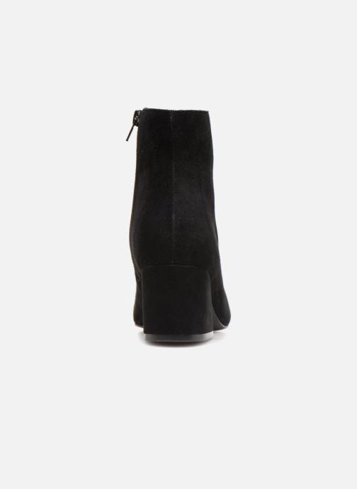 Bottines et boots Aldo PIELLA Noir vue droite