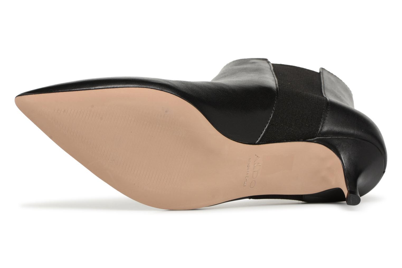 Stiefeletten & Boots Aldo JERIREWIA schwarz ansicht von oben