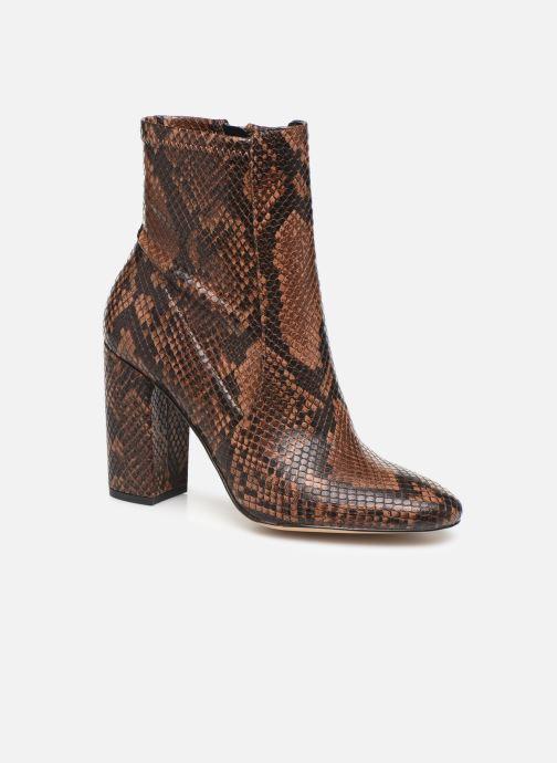 Bottines et boots Aldo AURELLA Marron vue détail/paire