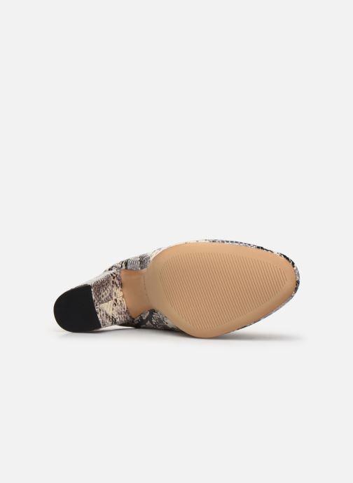 Bottines et boots Aldo AURELLA Gris vue haut