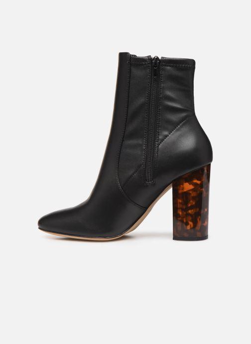 Bottines et boots Aldo AURELLA Noir vue face