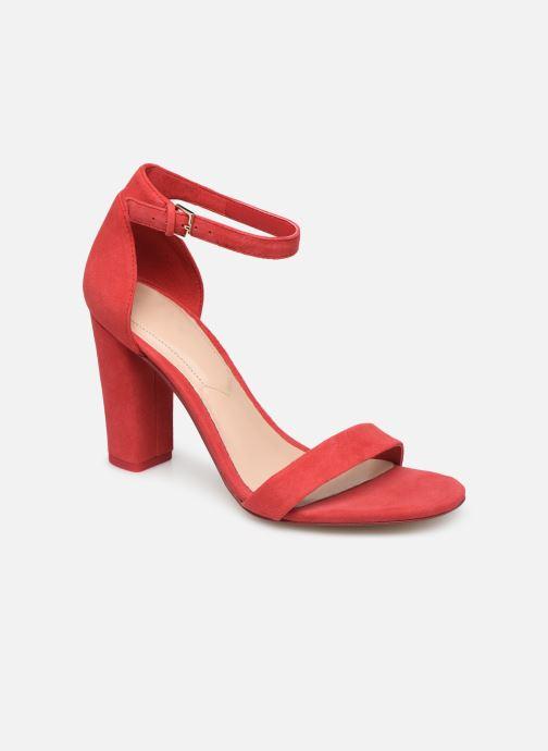 Sandales et nu-pieds Aldo JERAYCLYA Rouge vue détail/paire