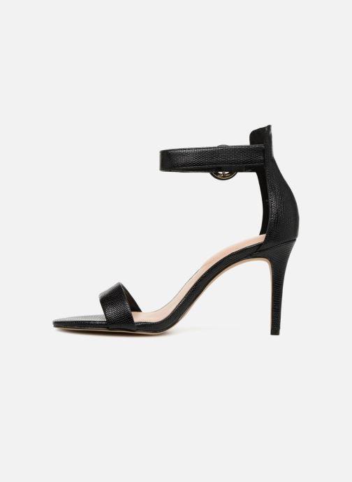 Sandales et nu-pieds Aldo YENALIA96 Noir vue face
