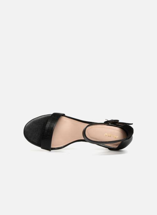 Sandales et nu-pieds Aldo YENALIA96 Noir vue gauche