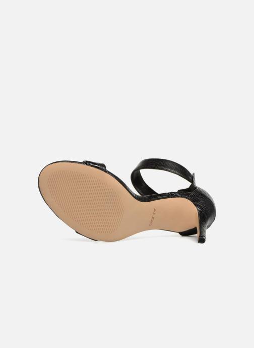 Sandales et nu-pieds Aldo YENALIA96 Noir vue haut