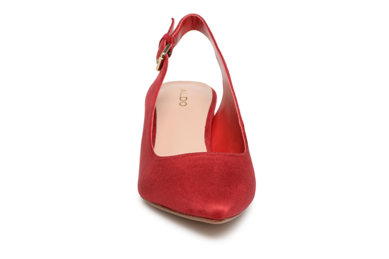 Escarpins Aldo GAUCLYA Rouge vue portées chaussures