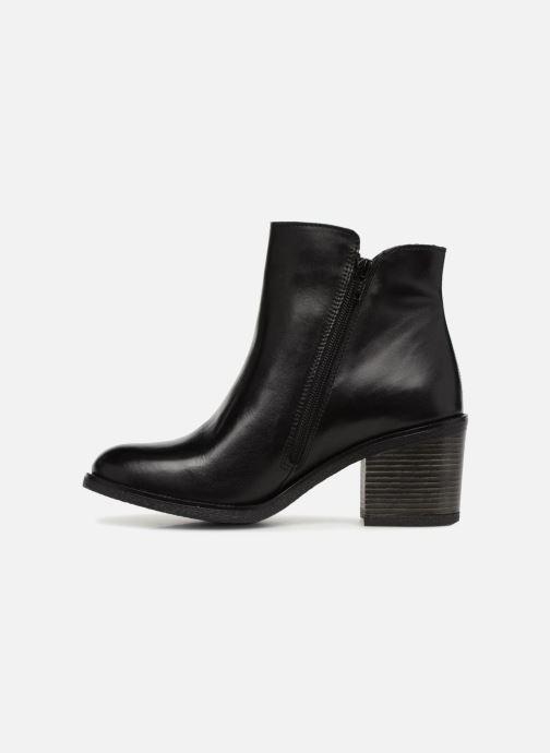 Bottines et boots Aldo ETELILLA Noir vue face