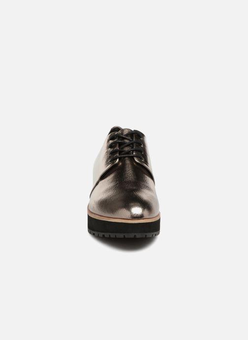 Scarpe con lacci Aldo LOVIREDE Argento modello indossato