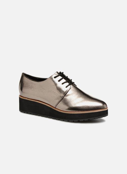 Chaussures à lacets Aldo LOVIREDE Argent vue détail/paire