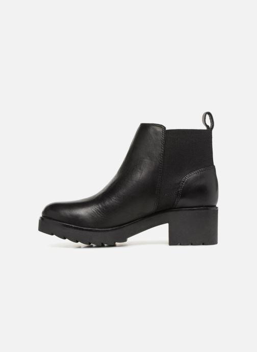 Bottines et boots Aldo JANOWITZ Noir vue face