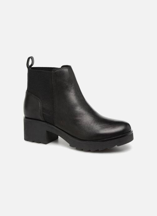 Bottines et boots Aldo JANOWITZ Noir vue détail/paire