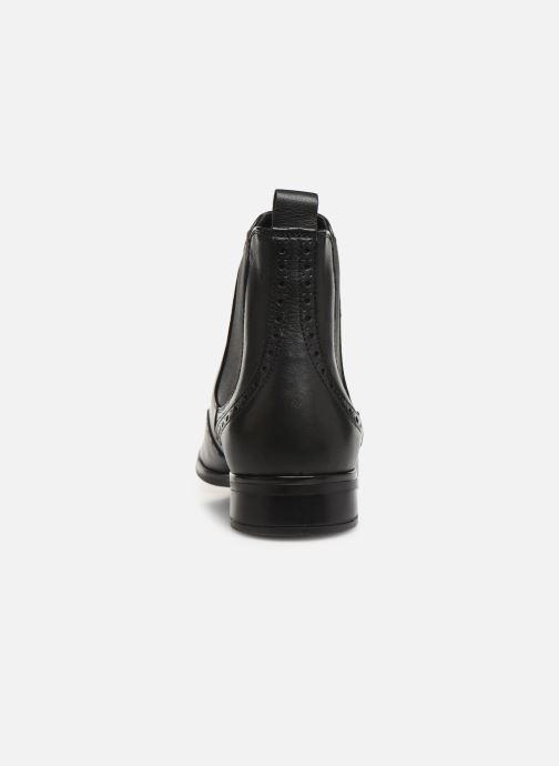Bottines et boots Aldo ALAERIA Noir vue droite