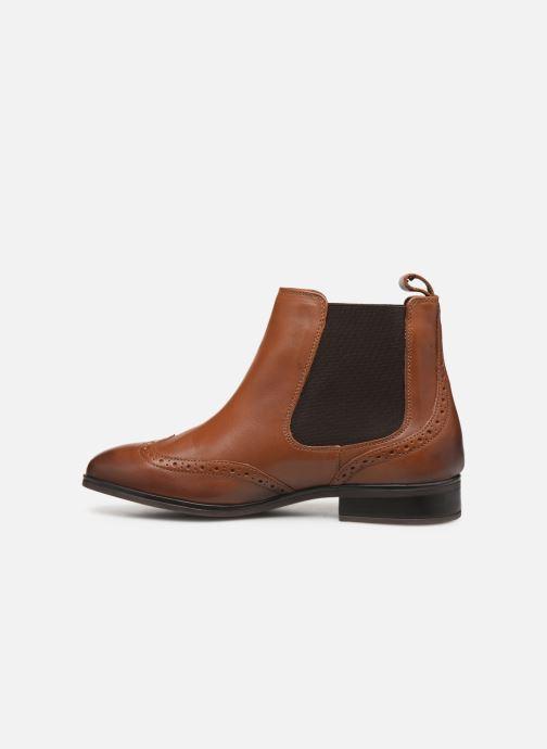 Stiefeletten & Boots Aldo ALAERIA braun ansicht von vorne