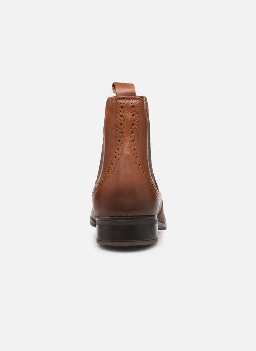 Stiefeletten & Boots Aldo ALAERIA braun ansicht von rechts