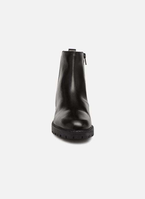 Bottines et boots Aldo DWELARIA Noir vue portées chaussures