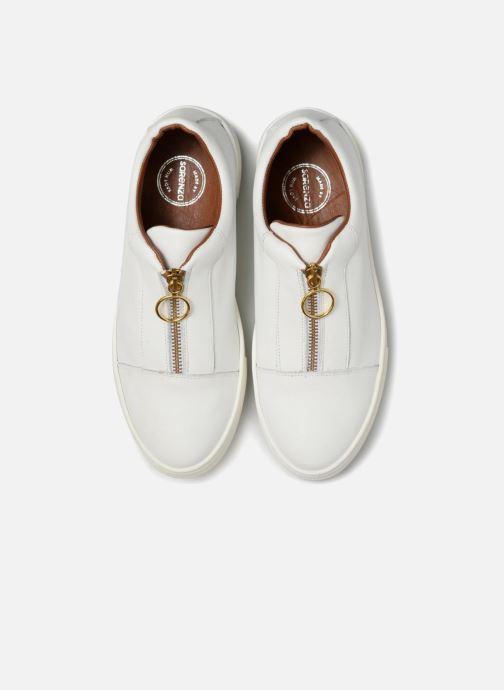Sneaker Made by SARENZA Toundra Girl Baskets #2 weiß schuhe getragen