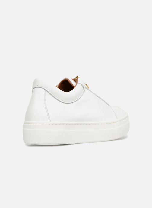 Sneaker Made by SARENZA Toundra Girl Baskets #2 weiß ansicht von vorne