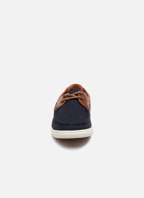 Chaussures à lacets Aldo LOVIDDA Bleu vue portées chaussures