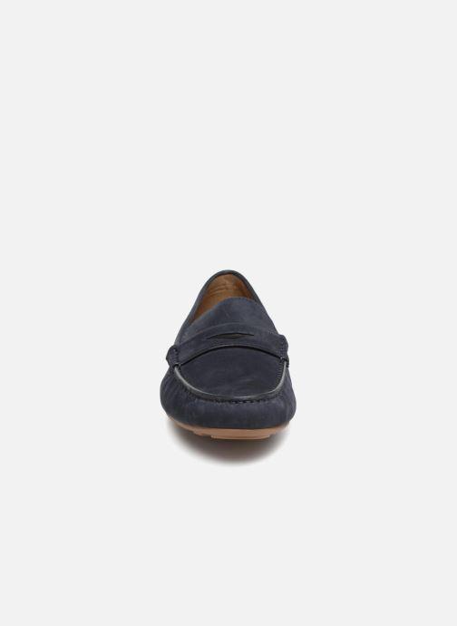 Mocassins Aldo CREIWEIT Bleu vue portées chaussures