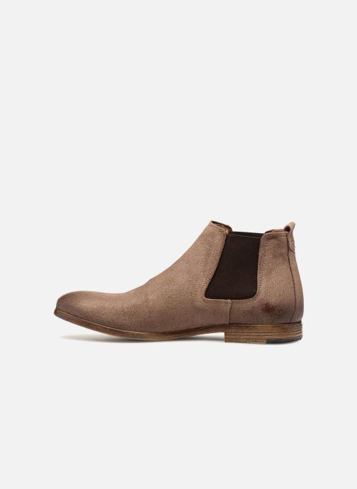 Stiefeletten & Boots Aldo ALBISTON beige ansicht von vorne