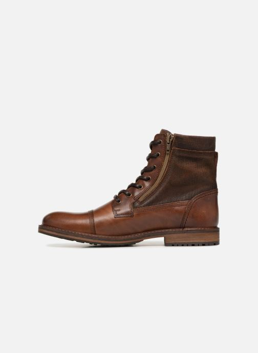 Bottines et boots Aldo LUCIO Marron vue face
