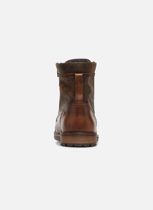 Bottines et boots Aldo LUCIO Marron vue droite