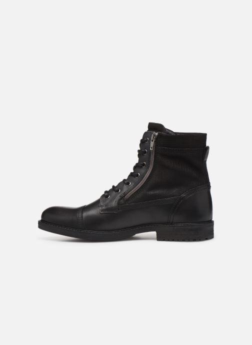 Bottines et boots Aldo LUCIO Noir vue face
