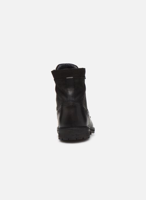 Bottines et boots Aldo LUCIO Noir vue droite