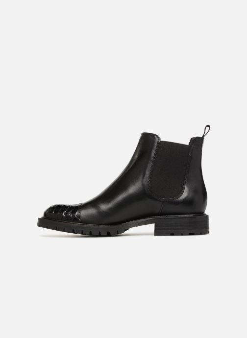Bottines et boots Billi Bi 7423360 Noir vue face